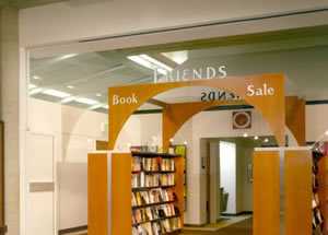 Friends Book Sale at Main Library